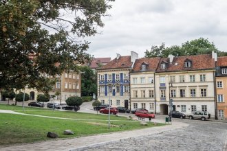 Prudentia Apartments Krzywe Kolo