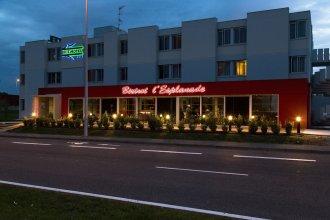 Brit Hotel Toulouse Colomiers - L'Esplanade