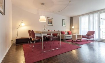 EMA House Serviced Apartments Florastrasse 30