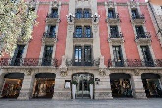 Отель Catalonia Catedral