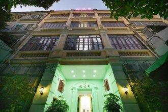 Guangzhou LanYueGe Apartment Beijing Road