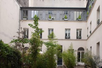 Apartment Maison Nicolas Flamel - Paris - Mobility Lease