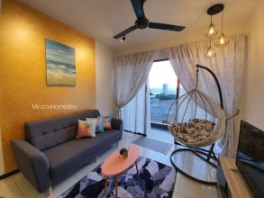 Miracle 4 Pax Stay at Butterworth