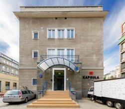 Kapsula Hostel Warszawa