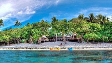 Beachfront Private Villa