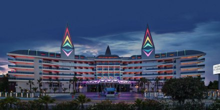 Отель Botanik Platinum