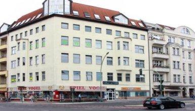 Berliner City Pension Uhlandstrasse