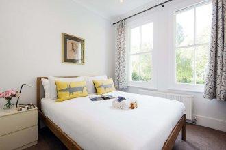 The Stunning Philbeach Garden Apartment- CSD
