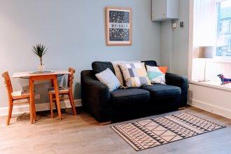 1 Bedroom Apartment In Edinburghs New Town