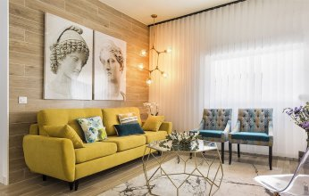 Modern and Exclusive Apartment Located in the Historic Heart of Seville. Pajaritos