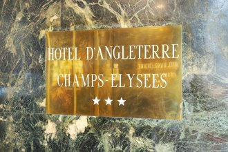 D'Angleterre Champs Elysees