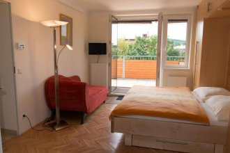 Studio Apartment Vienna