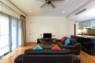 Family Friendly 3br, 5 Mins From KL Tower & Klcc