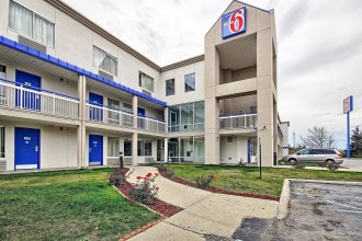 Motel 6 Columbus, OH - West