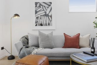 Brand new! Luxury Park Side Residence by Urban Butler