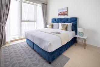 Superb & Homey 3BR Apartment In Downtown Dubai