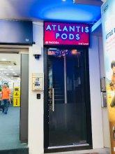 Atlantis Pods at Chinatown