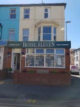 Hotel 11 Blackpool Quality Quiet Strictly over 25s ideal for the more mature guests