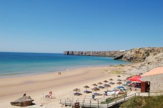 House With 2 Bedrooms in Sagres, With Wonderful Mountain View, Pool Ac