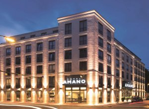 Hotel AMANO Rooms & Apartments
