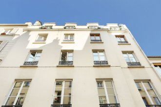 Charming apartment rue de Bretagne (Saintonge)