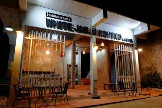 White Jail at Koh Tao Hostel