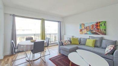 4 Personnes Appartement - Alésia