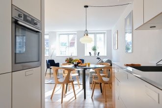 Lovely 1-bedroom Apartment in the 18th Century Bulding in Downtown Copenhagen