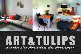 Art & Tulips Art Apartment