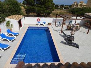Mi Naranjo Mediterranean Villa