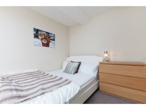 Festival Flat for 4 Overlooking Arthur's Seat