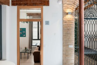 Cozy one Bedroom Apartment in the Heart of Seville. Acanthus II