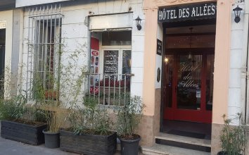 Hotel Des Allées