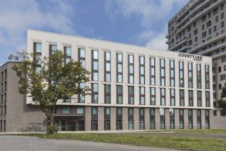 Courtyard Hamburg City