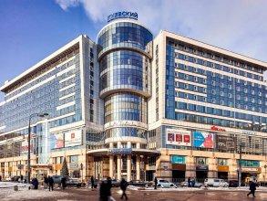 Апарт-отель Адажио Москва Киевская