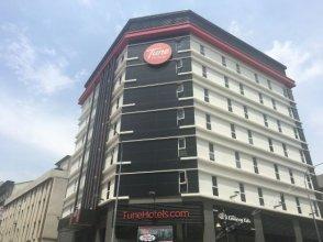 Tune Hotel Kuala Lumpur PWTC