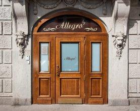 Аллегро На Лиговском Проспекте