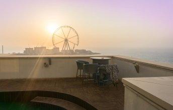 Dubai Beach Host - Terrace Apartments