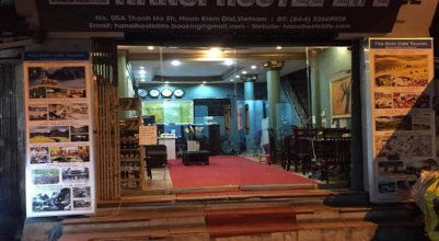 Hanoi Hostel Life