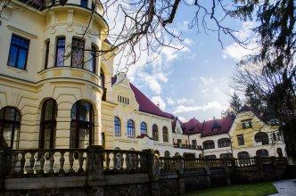 Rubezahl-Marienbad Luxury Historical Castle Hotel
