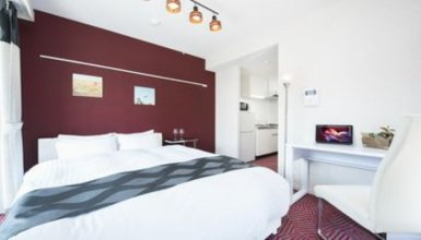 IKIDANE Residencial Hotel Hakata Tenjin 1
