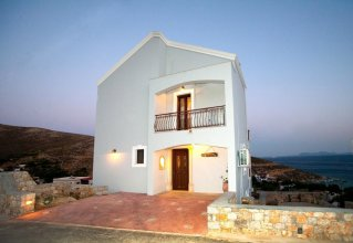 House With 3 Bedrooms in Kalymnos, With Wonderful sea View, Enclosed G
