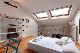 Orto Luminous Apartment With 2 Bedrooms