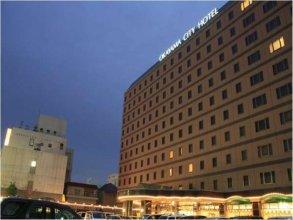Okayama City Hotel Kuwatacho
