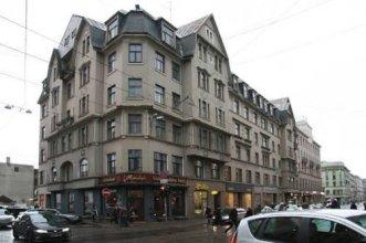 Residential Barona Apartments in Riga Centre