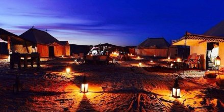 Touareg Luxury Camp