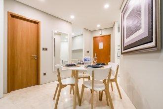 City Apartment At Vortex Suites KLCC