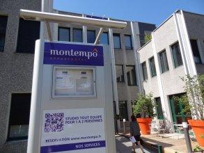 Montempô Apparthôtel Lyon Sud
