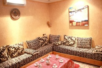 House With 2 Bedrooms in Médina, Marrakech, With Furnished Terrace and Wifi