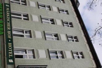 Berlin Markischer Hof Am Tacheles